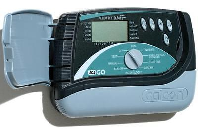 Irrigation Controller, 4 Station Galcon Automatic ultimate user-friendly.