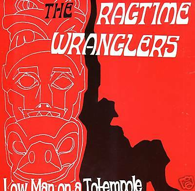 The Ragtime Wraglers