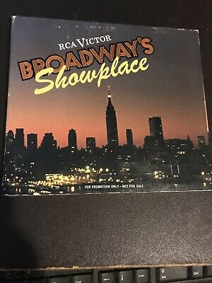 Cd Broadway's Showplace (Rca Victor)   Rare!! Mint!!!