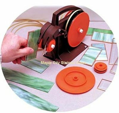 Stained Glass Supplies - Glastar Foiler for Copper Foil Holds 2 Different Sizes