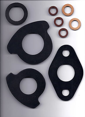 """1"""" Leather Water Meter Coupling Gaskets / Washer"""