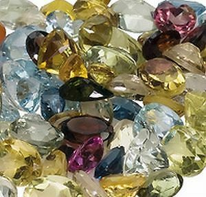 50.00 CTW ~ Special Mixed Gemstone Parcel ~ Natural Gem