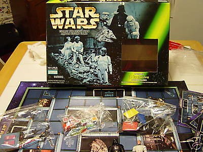 STAR WARS:ESCAPE THE DEATH STAR ACTION FIG GAME