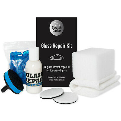NEW! Windscreen Scratch Repair Kit / Glass DIY Remover