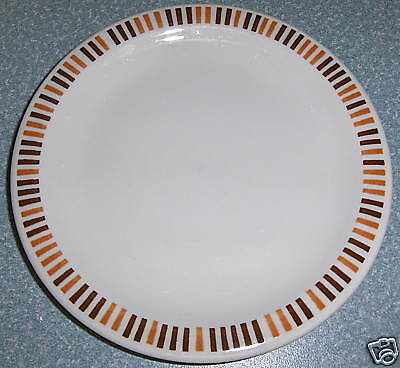 Sterling Vitrified China Plate Restaurant Ware NICE!