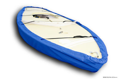 DaySailer Sailboat Blue Poly DS Boat Boom Tent