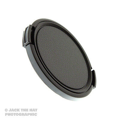 49mm Lens Cap. Pro Quality, Easy Clip-On Snap-Fit Replacement.