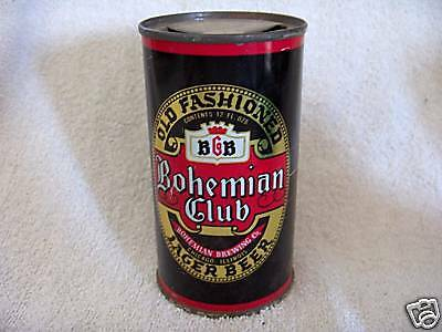 1950's BOHEMIAN CLUB, CHICAGO,ILLINOIS, FLAT TOP CAN