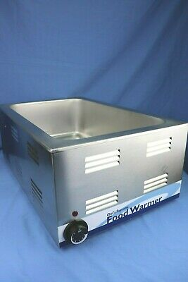 Soup, Chili, Gravy Warmer 1200 Watt 120V FW1200W NEW!