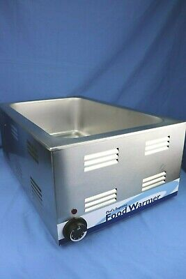 Countertop Food Warmer 1200 Watt 120V FW1200W NEW!