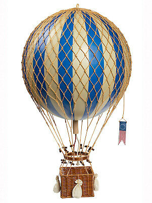 Royal Aero Model Helium Balloon Mobile - Blue by Authentic Models AP163D