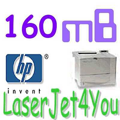 160Mb Hp Laserjet Memory 8100 8150 Brand New Warranty