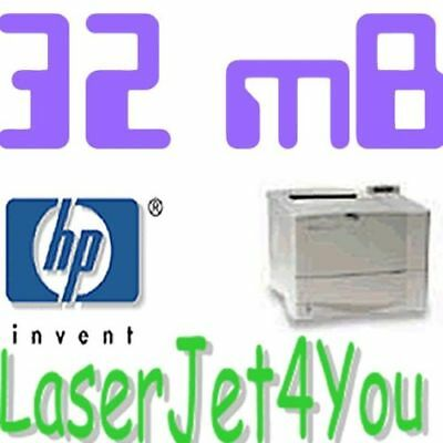 Lot 10x 32MB HP LaserJet OfficeJet Memory C7845A C4143A