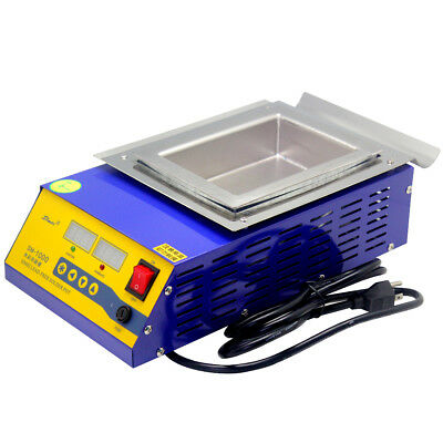 Brand new LEAD-FREE SOLDERING POT 1000W CM161 compact  397Lx205Wx120H 5.7kg USA