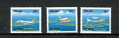 AEREI -  AIRCRAFT PALAU 1989 Air Mail Common Stamps