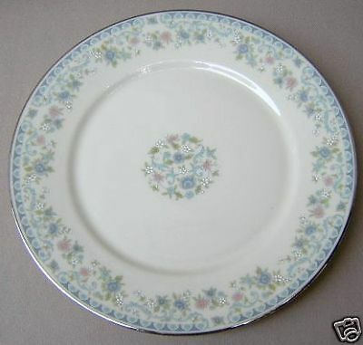 Lenox Columbine Lot of 1 Dinner Plate + 1 Cup + 2 Bread & Butter Plates