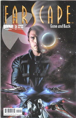 Farscape Gone and Back Comic #2, Cover A 2009 NEAR MINT