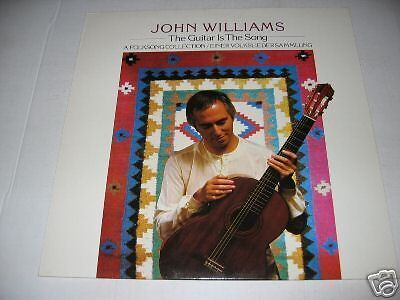 LP/John Williams/The Guitar is the Song/LP/CBS 73679