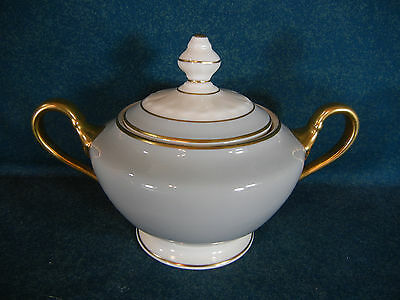 Castleton China Fernmere Covered Sugar Bowl with Lid