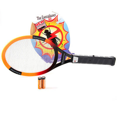 Bug Zapper Fly Swat Wasp Swatter Zapper Xmas Gift The Executioner Zapper
