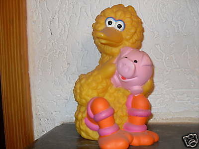 Sesamstrasse  Big Bird Applause Jim Henson 21 cm