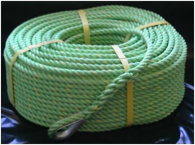 8mm x 100Mtr High Strength P/P Anchor Rope  **NEW**