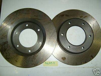 7257  Disques Frein Toyota Hi Lux  Toyota Pick Up