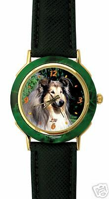 Montre Chien COLLEY - Watch with COLLIE DOG