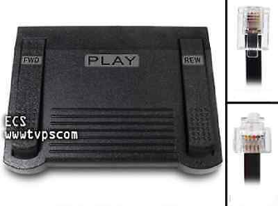 0502765 Dictaphone Transcription Transcriber Foot Pedal