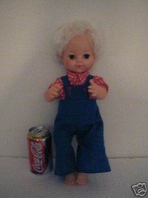 """HORSMAN 1960 DOLL #2954 - 15"""" TALL IN MINT CONDITION"""