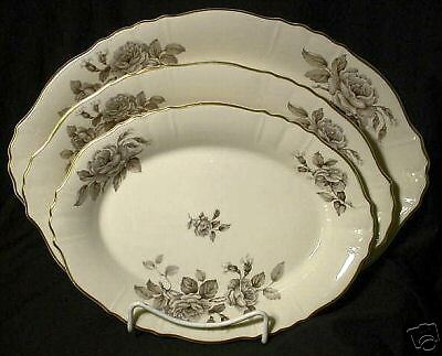 "Platter 16 1/4"" Wide Graymont Syracuse China"