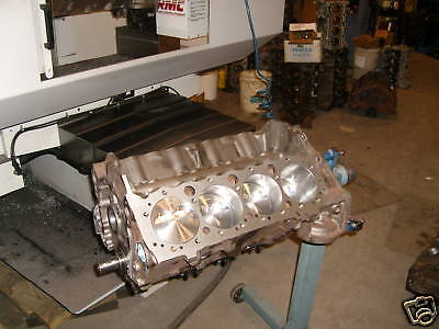 NEW DART SHP 377, 400, 427 And 434 Sbc Shortblock - $3,925 00 | PicClick