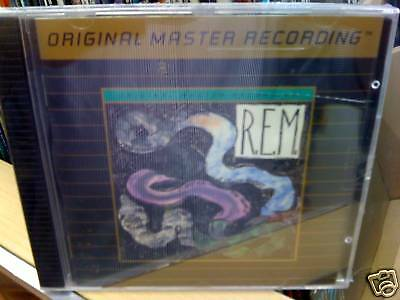 MFSL GOLD CD ULTRADISC 2 / REM reckoning UDCD 677 /RARE