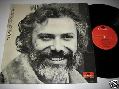 LP/GEORGES MOUSTAKI/same/FOC//polydor 184350