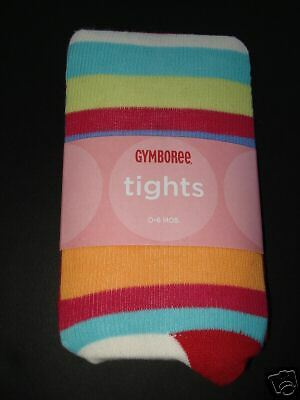 Candy Shoppe 8 10 Candy Shoppe New GYMBOREE Stripe Tights 5 6 7 Prima Ballerina