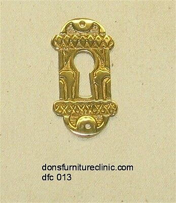 Drawer Door Cast Brass Key Hole Cover Dfc 013