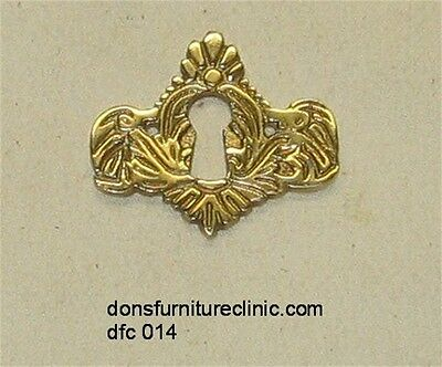 Drawer Door Cast Brass Key Hole Cover Dfc 014