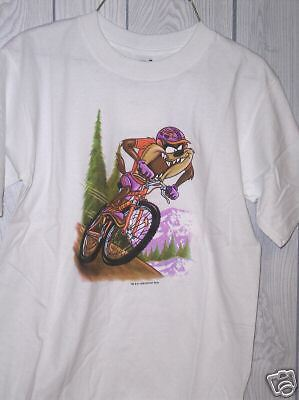 Kids TAZ short sleeve tee Extra Small XS 2/4 NWT