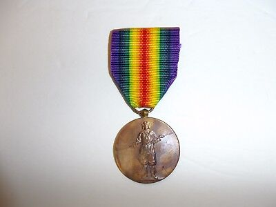 0304 WW1 Victory medal for Japan replica