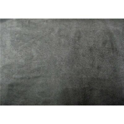 Charcoal Gray Upholstery Micro Suede Fabric $9.99/Yard