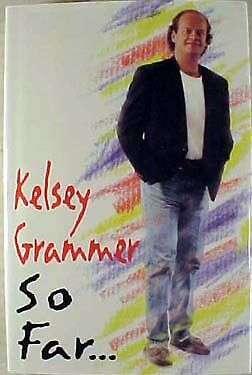 1995 Book w/DJ KELSEY GRAMMER SO FAR...