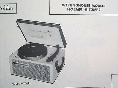 MERCURY AG-9115//54A PHONOGRAPH PHOTOFACT