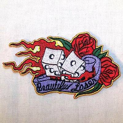 BEAUTIFUL LOSER EMBROIDERED PATCH new jacket iron 442