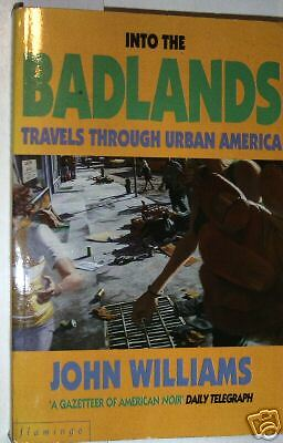 Into the Badlands Urban Travels by John Williams 1993