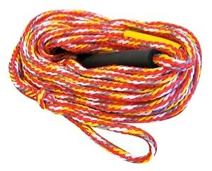 Ski Tube Rope  - 10mm Multi Person - 50Ft (1-5 Riders)