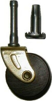 Furniture Repair Parts Wooden Casters W2420