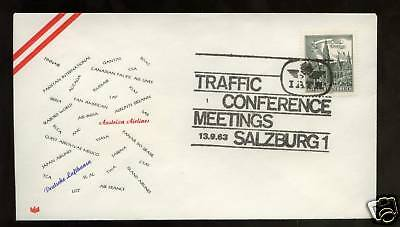 Austria 1963 Traffic Conference Cover