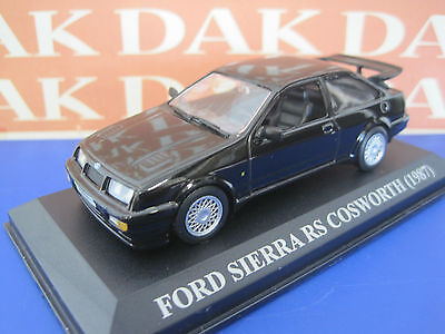 Die cast 1/43 Ford Sierra Cosworth RS 1987 by Ixo