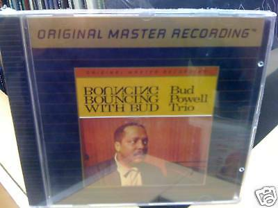 Bud POWELL bouncing with bud  MFSL GOLD CD ULTRADISC II