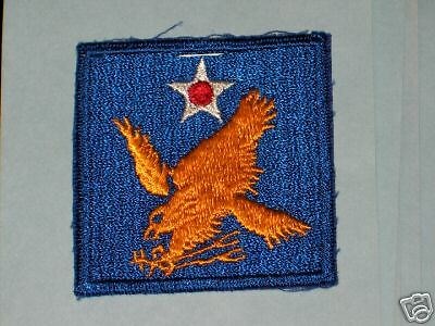 U.S. 2nd Air Force (USAAC) patch